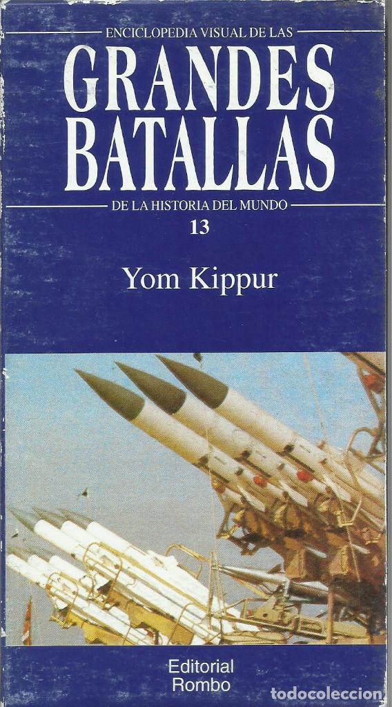 Series de TV: Enciclopedia visual de las Grandes Batallas de la historia del mundo (21 VHS NO ESTA COMPLETA) - Foto 14 - 164099714