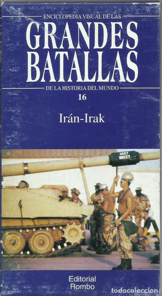 Series de TV: Enciclopedia visual de las Grandes Batallas de la historia del mundo (21 VHS NO ESTA COMPLETA) - Foto 17 - 164099714