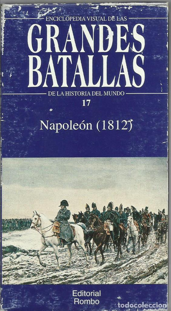 Series de TV: Enciclopedia visual de las Grandes Batallas de la historia del mundo (21 VHS NO ESTA COMPLETA) - Foto 18 - 164099714