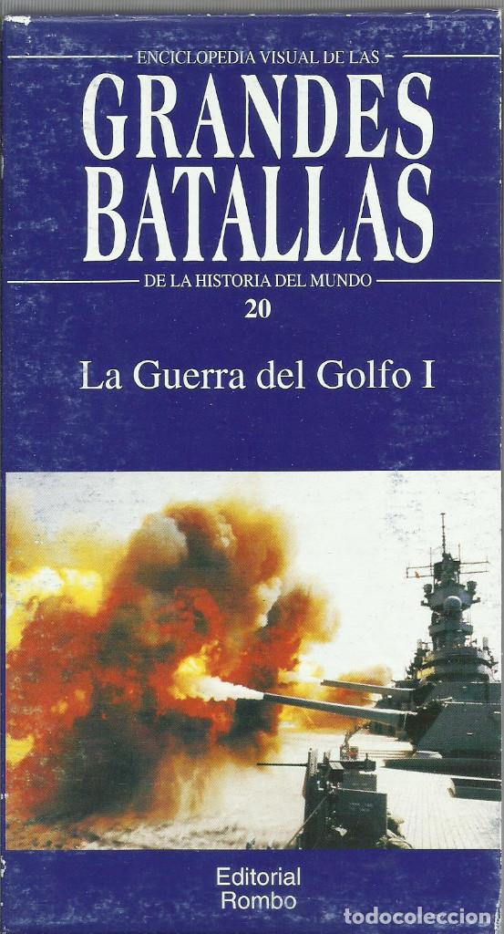 Series de TV: Enciclopedia visual de las Grandes Batallas de la historia del mundo (21 VHS NO ESTA COMPLETA) - Foto 20 - 164099714