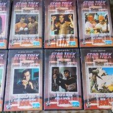 Series de TV: STAR TREK. LA SERIE ORIGINAL. CIC VÍDEO. PLANETA AGOSTINI. VHS. Lote 165770933