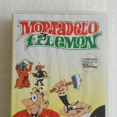 Series de TV: VHS - MORTADELO Y FILEMON VOL. 1 - ESTUDIOS VARA - VEMSA . Lote 168971088