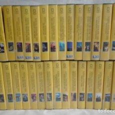 Series de TV: COLECCION DE 29 VIDEOS VHS NATIONAL GEOGRAPHIC 1994. Lote 170510772