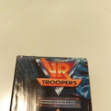 Series de TV: VR TROOPERS. Lote 171417762