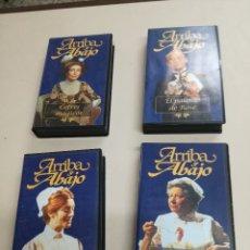 Series de TV: ARRIBA Y ABAJO, SERIE DE TELEVISIÓN EN VHS. Lote 175149452