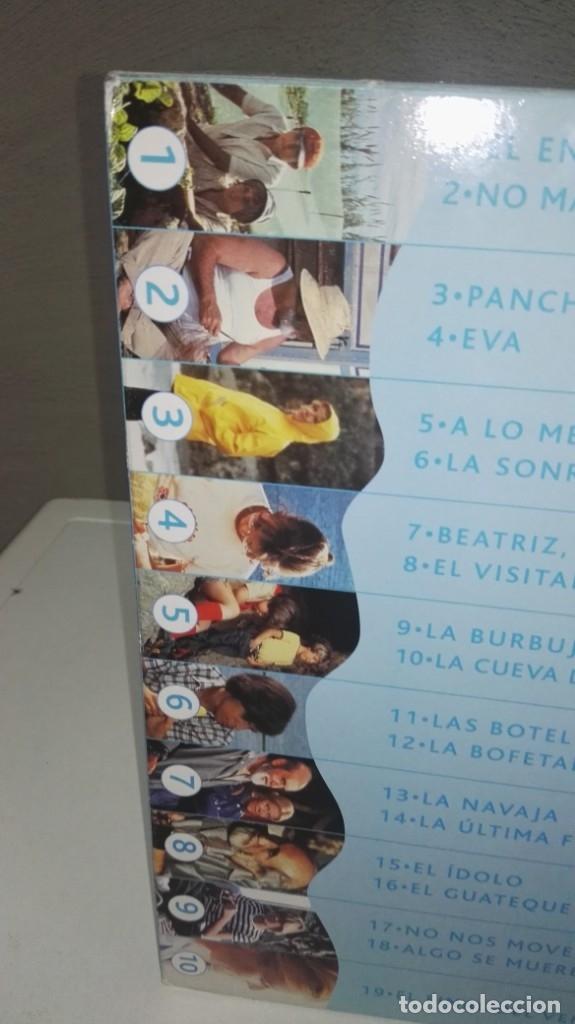 Series de TV: VERANO AZUL SERIE COMPLETA 10 VHS . rtve edicion coleccionista - Foto 3 - 175329997