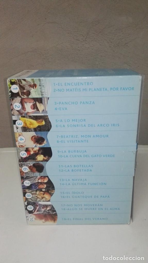 Series de TV: VERANO AZUL SERIE COMPLETA 10 VHS . rtve edicion coleccionista - Foto 4 - 175329997