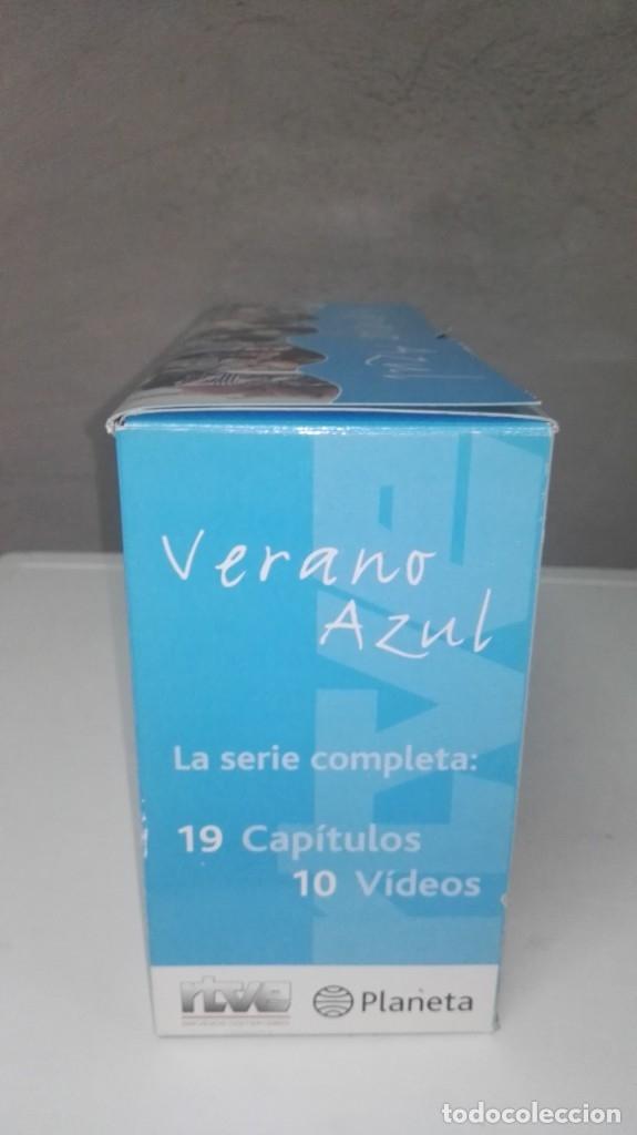 Series de TV: VERANO AZUL SERIE COMPLETA 10 VHS . rtve edicion coleccionista - Foto 5 - 175329997