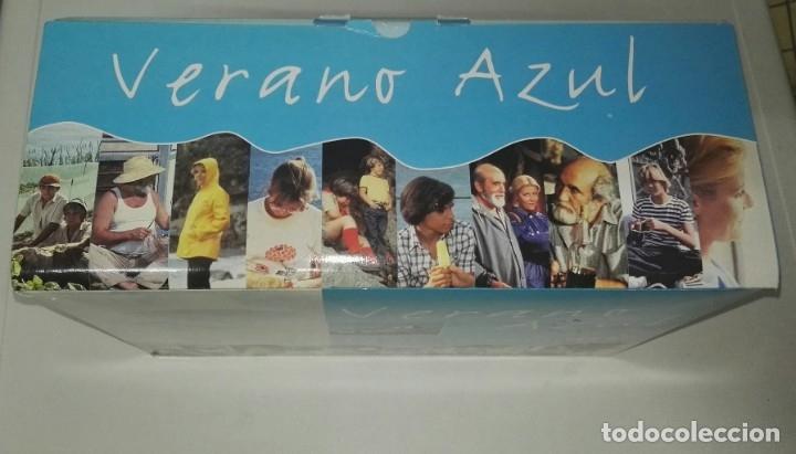 Series de TV: VERANO AZUL SERIE COMPLETA 10 VHS . rtve edicion coleccionista - Foto 6 - 175329997
