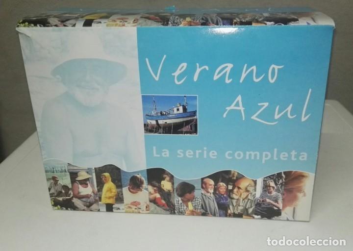 VERANO AZUL SERIE COMPLETA 10 VHS . RTVE EDICION COLECCIONISTA (Series TV en VHS )