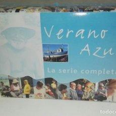 Series de TV: VERANO AZUL SERIE COMPLETA 10 VHS . RTVE EDICION COLECCIONISTA. Lote 175329997