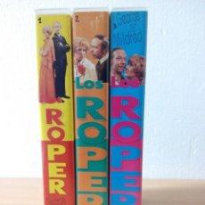 Series de TV: LOTE 3 ESTUCHES EN VHS DE LA SERIE LOS ROPER.. Lote 178025978