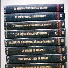 Series de TV: LA TRANSICIÓN, DE EL PAÍS. 12 VÍDEOS. . Lote 178224422