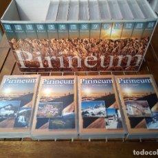 Series de TV: PIRINEUM - LA SERIE DE LOS PIRINEOS COMPLETA (14 VHS + DVD) (EUROMEDIA, 1999). Lote 178273767