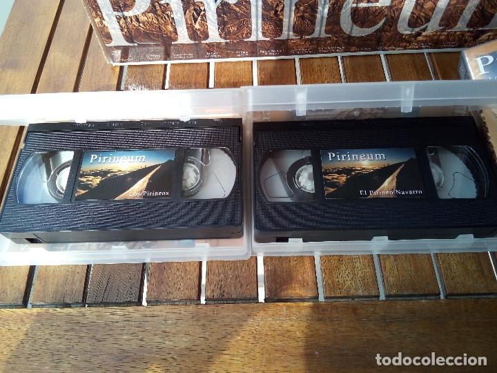 Series de TV: Pirineum - La Serie de los Pirineos COMPLETA (14 VHS + DVD) (Euromedia, 1999) - Foto 2 - 178273767