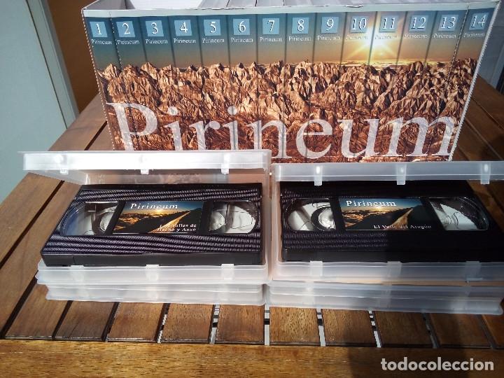 Series de TV: Pirineum - La Serie de los Pirineos COMPLETA (14 VHS + DVD) (Euromedia, 1999) - Foto 3 - 178273767
