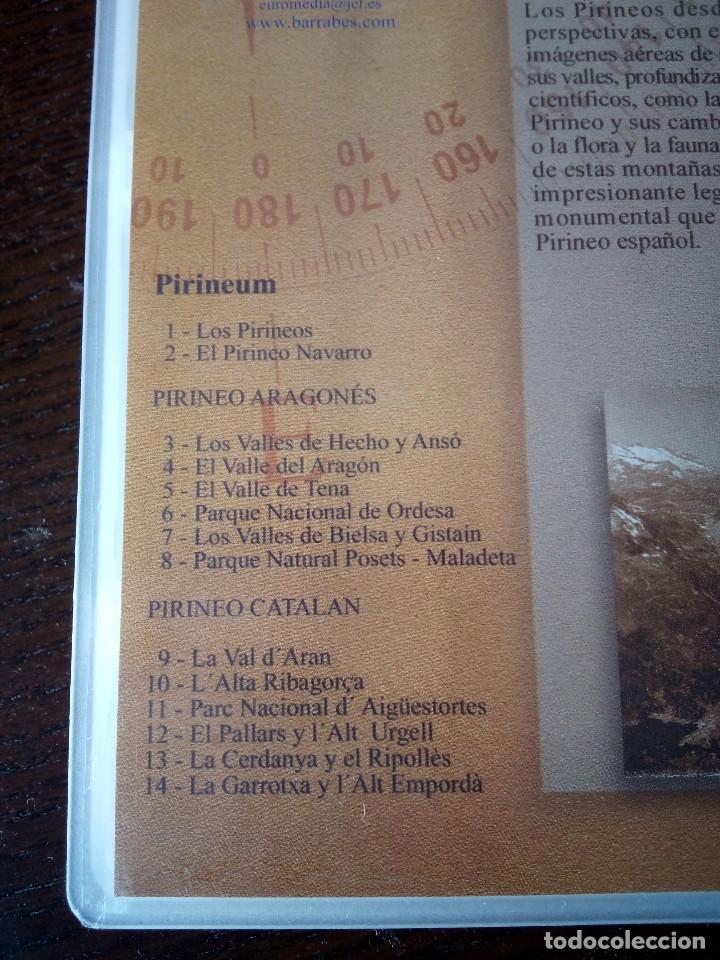 Series de TV: Pirineum - La Serie de los Pirineos COMPLETA (14 VHS + DVD) (Euromedia, 1999) - Foto 10 - 178273767