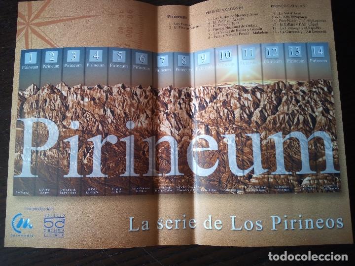 Series de TV: Pirineum - La Serie de los Pirineos COMPLETA (14 VHS + DVD) (Euromedia, 1999) - Foto 11 - 178273767