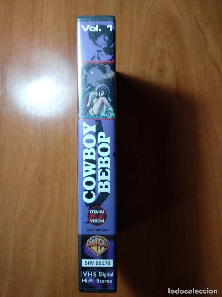 Series de TV: cowboy bebop vol 1 vhs - Foto 2 - 179337023