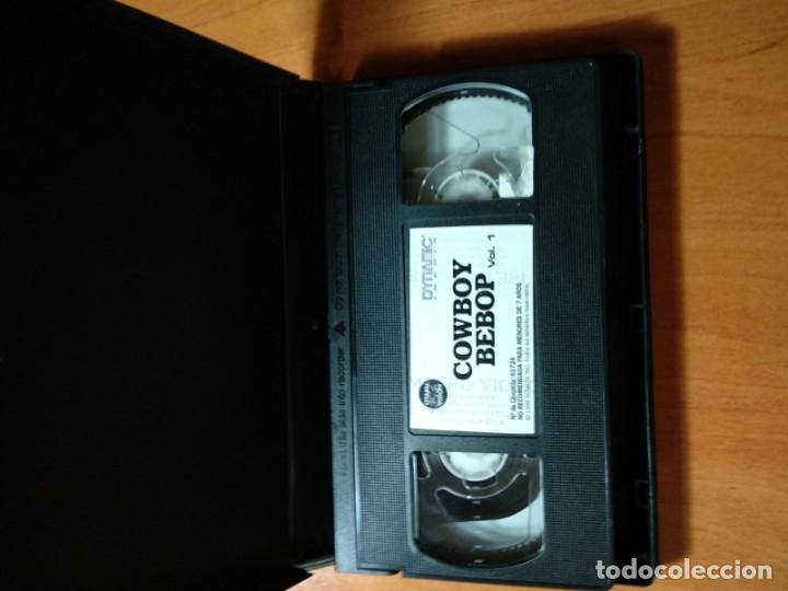 Series de TV: cowboy bebop vol 1 vhs - Foto 4 - 179337023
