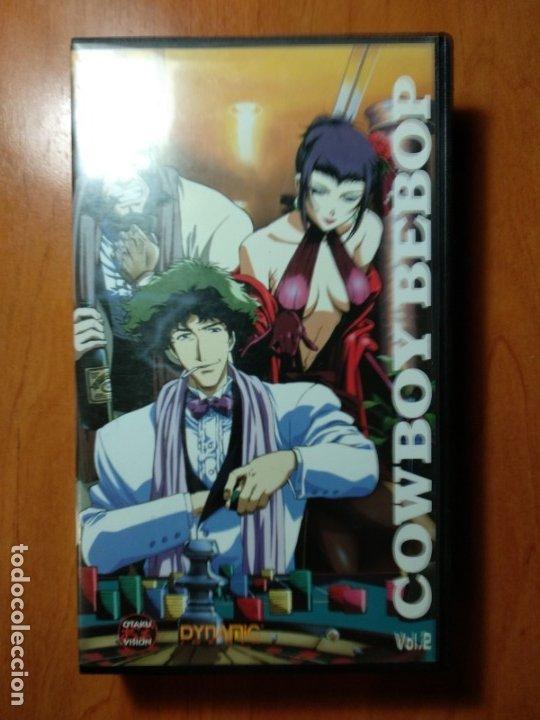 COWBOY BEBOP VOL 2 VHS (Series TV en VHS )