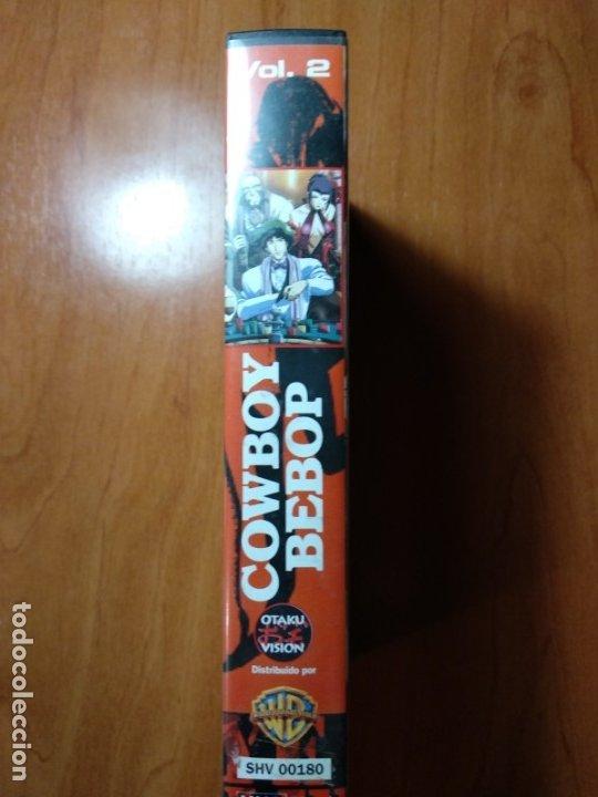Series de TV: cowboy bebop vol 2 vhs - Foto 2 - 179337082