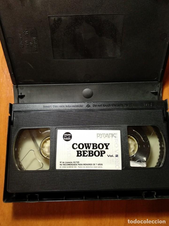 Series de TV: cowboy bebop vol 2 vhs - Foto 4 - 179337082