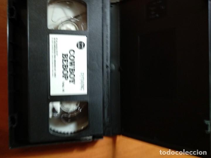 Series de TV: cowboy bebop vol 4 vhs - Foto 4 - 179337175