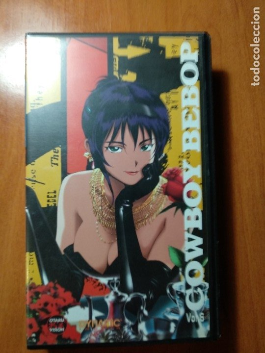 COWBOY BEBOP VOL 6 VHS (Series TV en VHS )