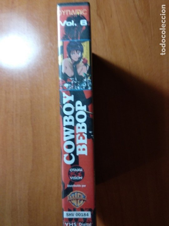Series de TV: cowboy bebop vol 6 vhs - Foto 2 - 179337373