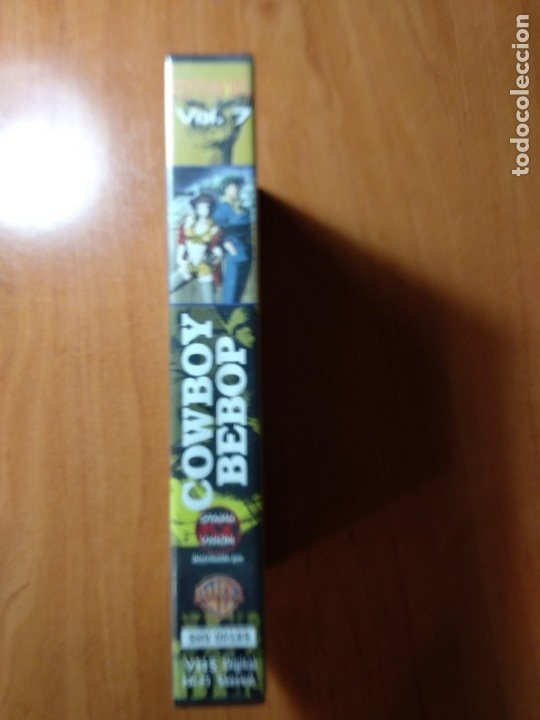 Series de TV: cowboy bebop vol 7 vhs - Foto 2 - 179337513