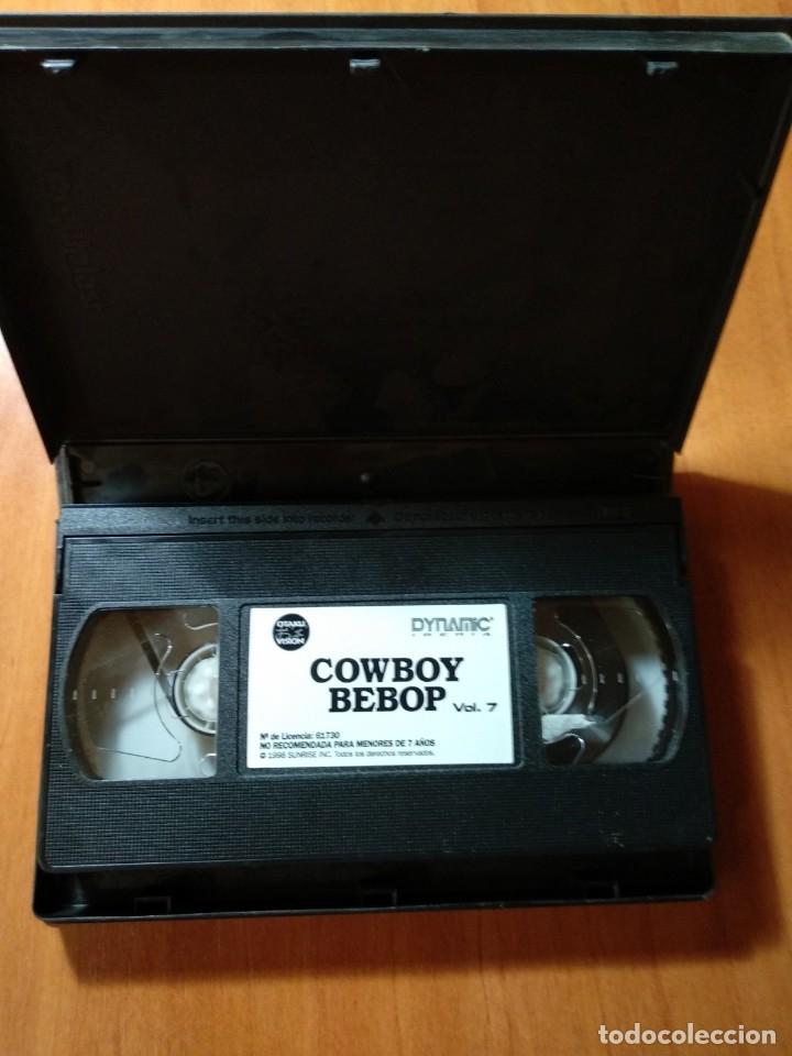 Series de TV: cowboy bebop vol 7 vhs - Foto 4 - 179337513