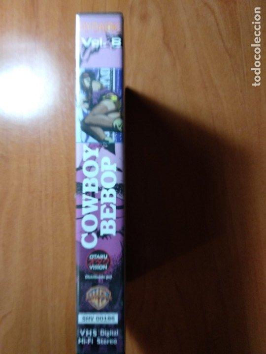 Series de TV: cowboy bebop vol 8 vhs - Foto 2 - 179337587