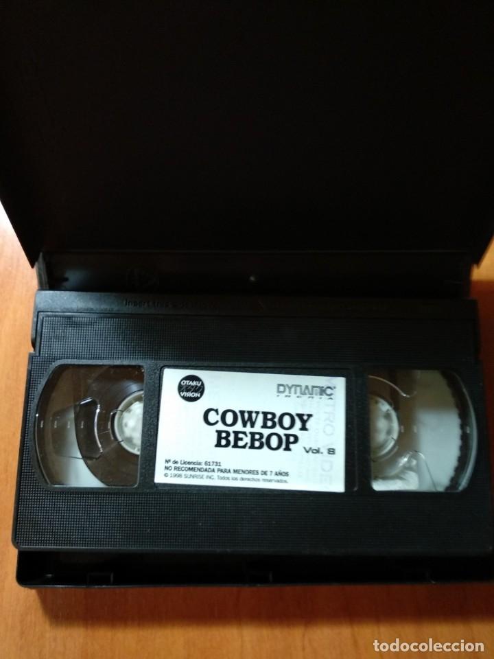 Series de TV: cowboy bebop vol 8 vhs - Foto 4 - 179337587