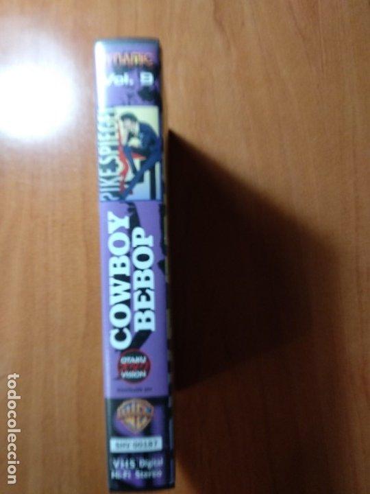 Series de TV: cowboy bebop vol 9 vhs - Foto 2 - 179337705