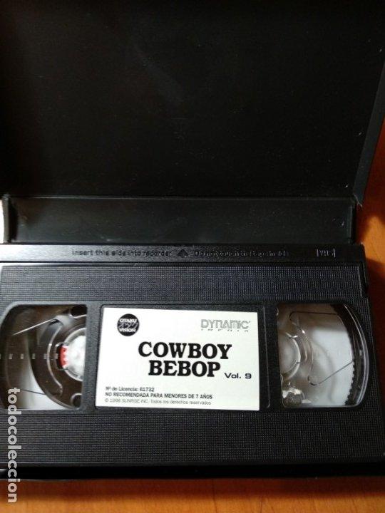 Series de TV: cowboy bebop vol 9 vhs - Foto 4 - 179337705