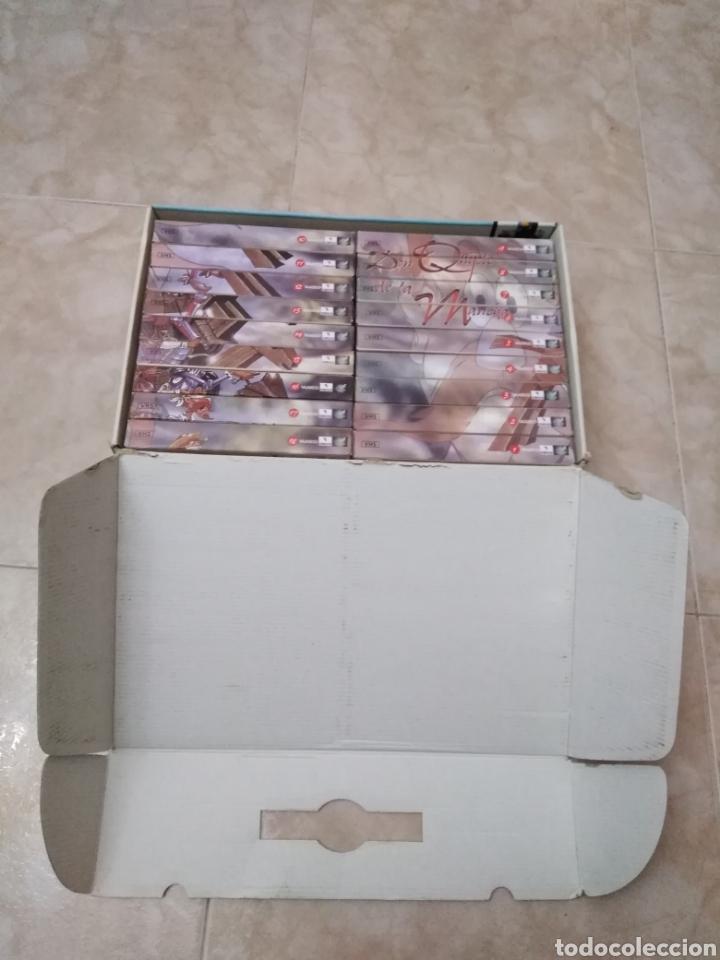 Series de TV: Serie TV dibujos D. Quijote de la Mancha ( caja de 18 vhs ) - Foto 5 - 181401837