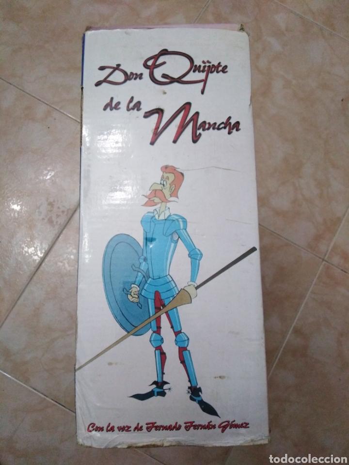 Series de TV: Serie TV dibujos D. Quijote de la Mancha ( caja de 18 vhs ) - Foto 12 - 181401837