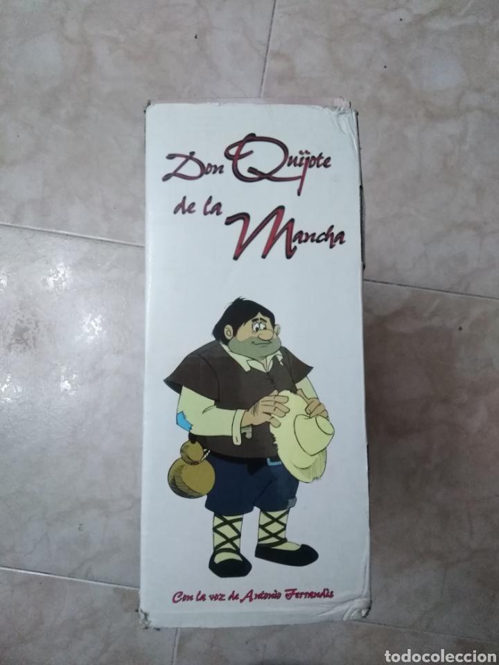 Series de TV: Serie TV dibujos D. Quijote de la Mancha ( caja de 18 vhs ) - Foto 13 - 181401837
