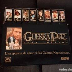 Series de TV: GUERRA Y PAZ . SERIE DE LA BBC . Lote 182909380