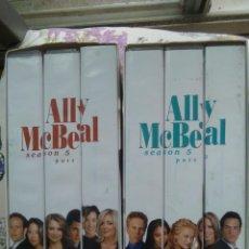 Series de TV: ALLY MCBEAL 5ª TEMPORADA COMPLETA. Lote 184862647