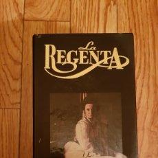 Series de TV: COLECCION DE SERIE LA REGENTA. Lote 187105548