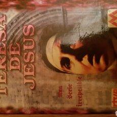Series de TV: SERIE VHS TERESA DE JESÚS. Lote 187106378