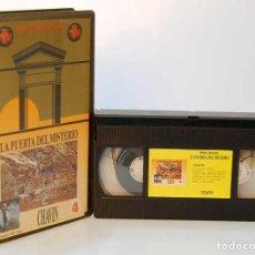 Series de TV: LA PUERTA DEL MISTERIO Nº 4. CHAVIN. VHS. Lote 187311642