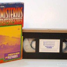 Series de TV: MISTERIOS EXTRATERRESTRES VOL. 5. CONTACTO DESDE LAS PLÉYADES. VHS. Lote 187330836