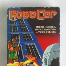 Series de TV: ROBOCOP LA NOCHE DEL ARQUERO VHS MARVEL. Lote 189303633