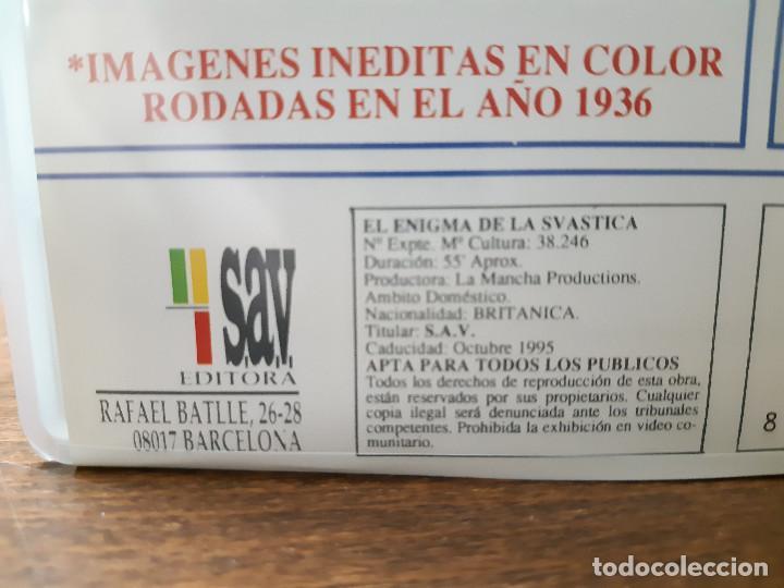 Series de TV: VHS. Serie de Documentales Historia Oculta del III Reich (SAV, 1992) - Foto 11 - 150139790