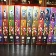 Series de TV: DRAGON BALL GT LA SERIE EN VIDEO 12 VHS. Lote 192315977