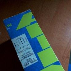Series de TV: ALIEN TRILOGIA EN VHS ALIEN EL 8º PASAJERO ALIEN EL REGRESO VERSIÓN EXTENDIDA ALIEN 3. Lote 192832720