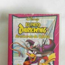 Series de TV: EL PATO DARKWING VHS. Lote 192846781